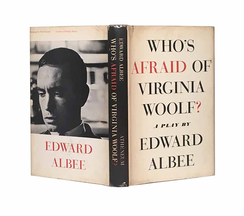 the anxieties of modern life in edward albees play whos afraid of virginia woolf Winterfall theatre presents a new melbourne production of edward albee's classic play who's afraid play was brought to life afraid of virginia woolf.