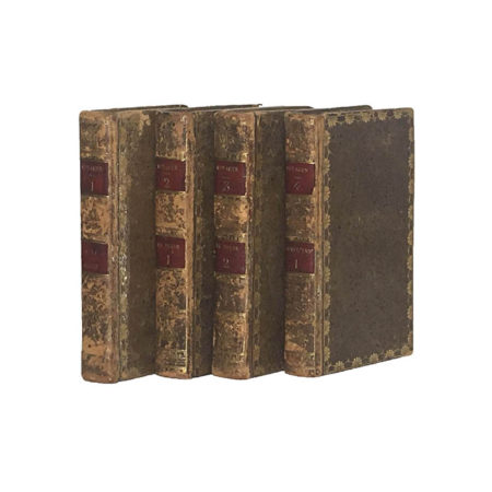 Collection Portative de Voyages | Volumes 1-4
