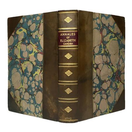 Annales of Queen Elizabeth   William Camden, 1625 edition
