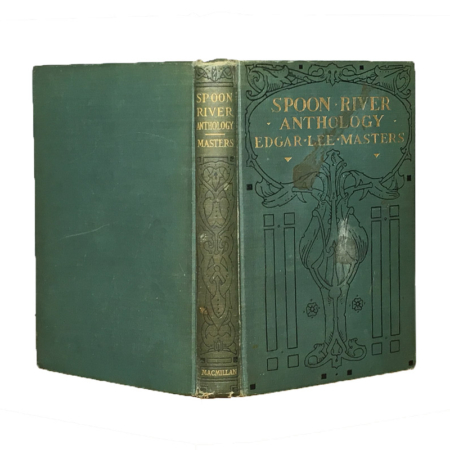 Spoon River Anthology | Edgar Lee Masters, signed 1st ed